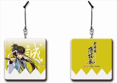 「劇場版薄桜鬼」のメガモバイルクリーナーと、スムーストロン抱き枕カバーが登場!
