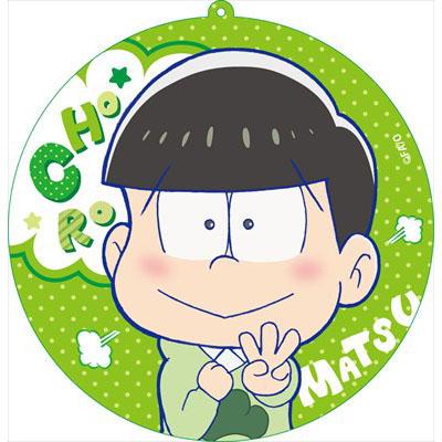 人気tvアニメ おそ松さん より オリジナル描き起こしイラストを使用したデカクリーナーが発売致します Cafereo