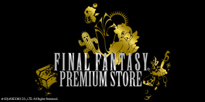 Final Fantasy 30th Premium Store