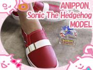 【新着グッズレビュー】ANIPPON. Sonic The Hedgehog MODEL