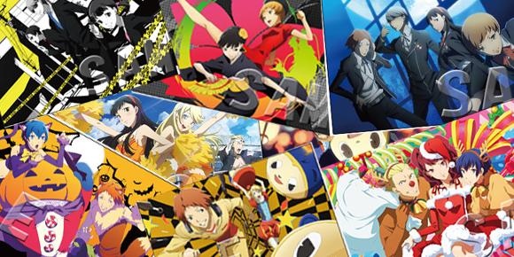 TVアニメ「ペルソナ4 ザ・ゴールデン」ポストカードセットの登場