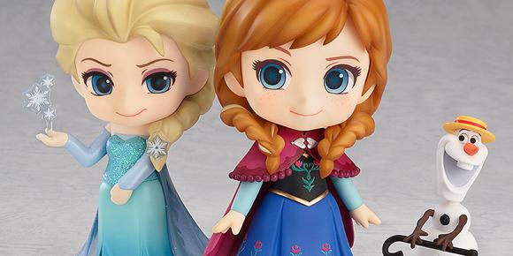 大ヒット映画アナと雪の女王より姉思いの妹アナが